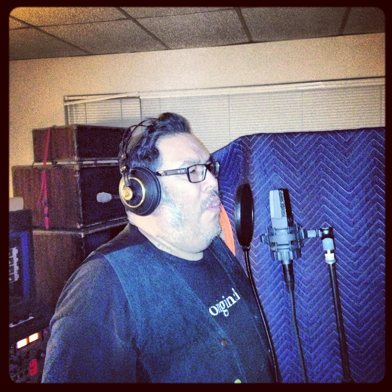 Eli Singin' da blues!