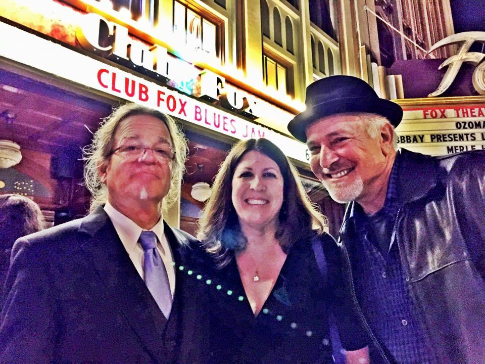 Terry Hiatt, Julie Jahns & AJ Crawdaddy