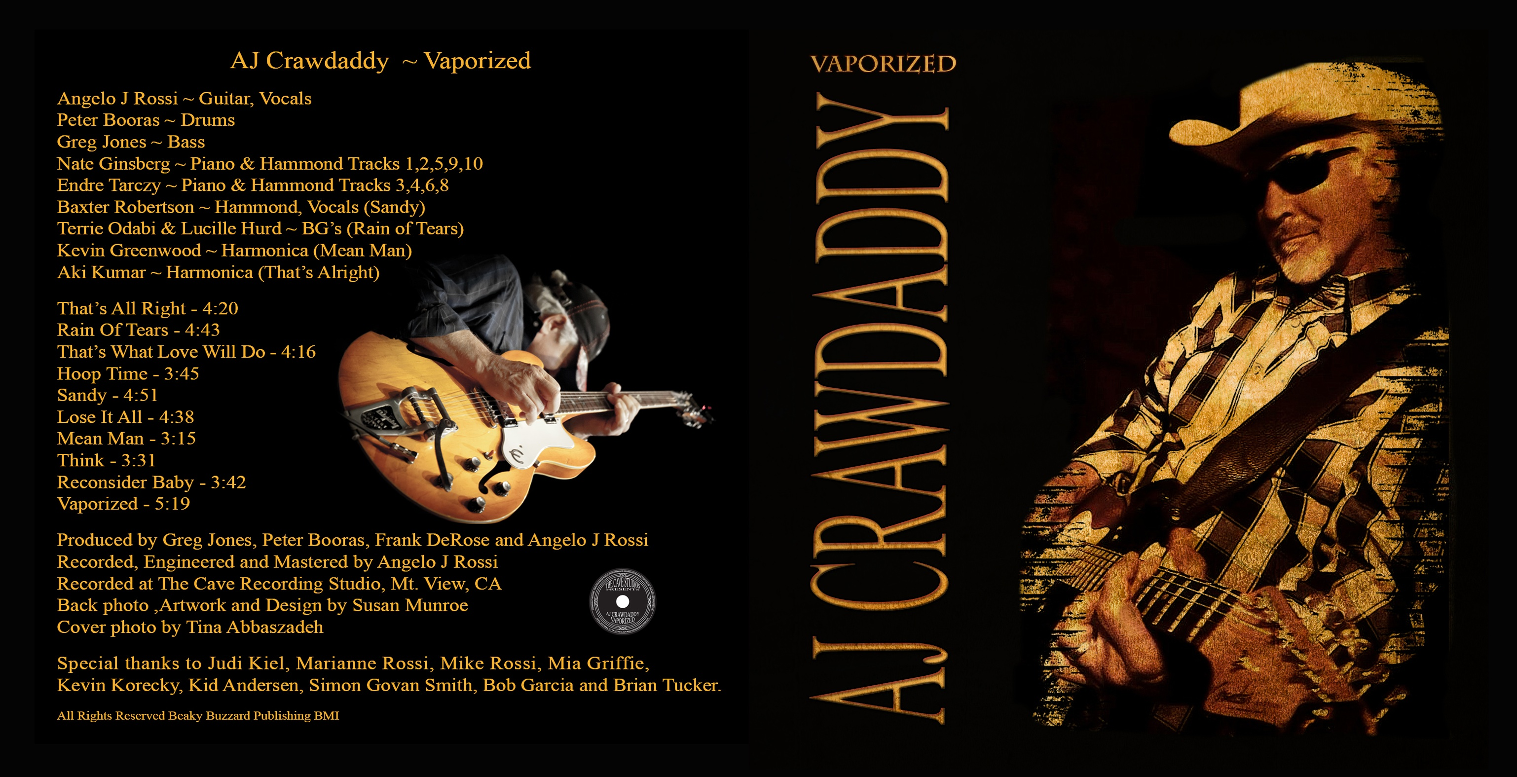It's finished!  Cover art and layout design, Susan Munroe & Brian Tucker.