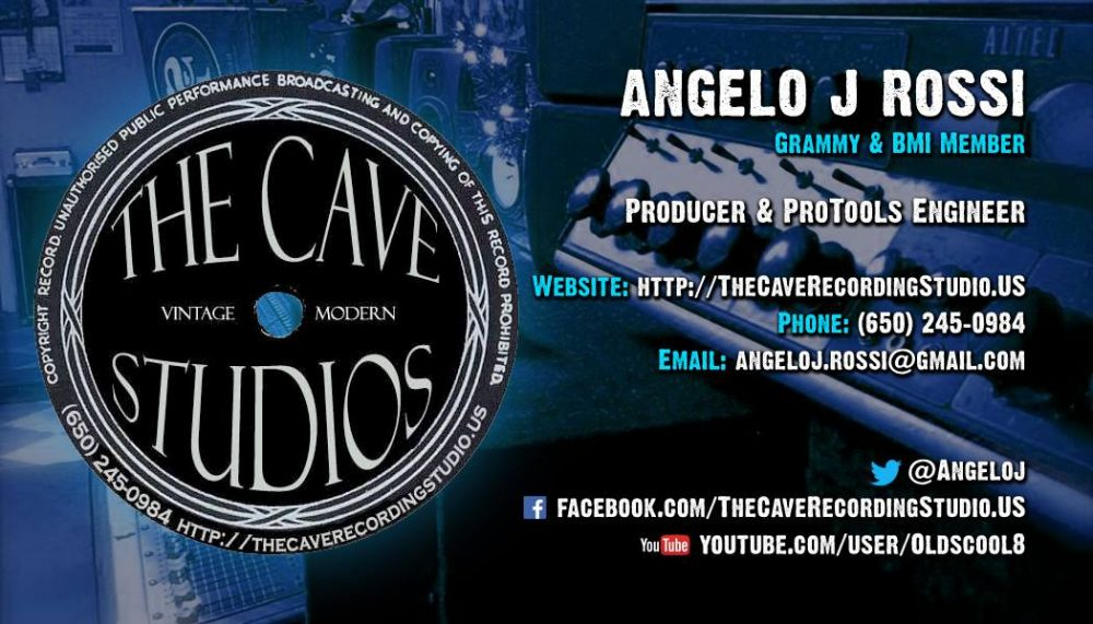 The Cave ProTools Recording Studio
